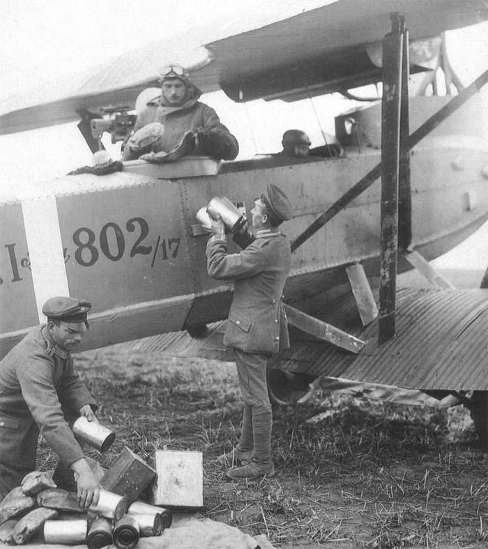 Самолеты первой мировой войны фото - c