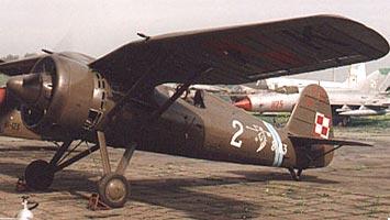 История авиации второй мировой. Черные кресты над Польшей