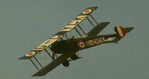 Самолеты первой мировой войны фото - 4