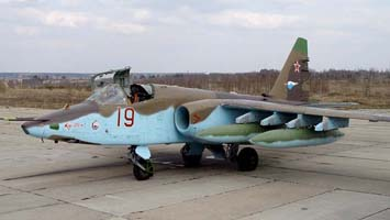 ...заменит Су-25СМ, начнет поступать в Военно-воздушные силы...