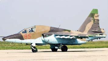 Todo sobre el Su-25