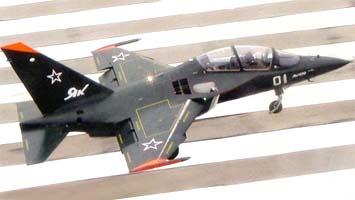 Новая схема окраски Як-130.