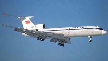 ТУ-154 - среднемагистральный реактивный пассажирский самолет.  Работы по этому проекту начались в 1963 году...