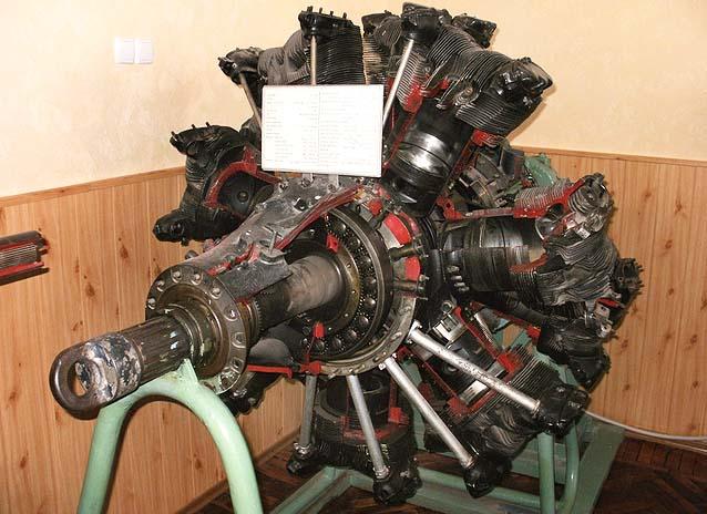 Поршневой двигатель АШ-82ФН (М-82ФН)