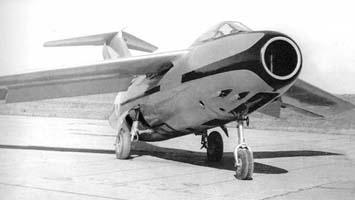 Fw Ta 183  ,II JG300 ,Löbnitz 1946 ... Iae33-i