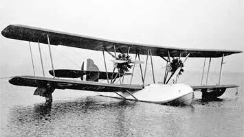 Тип многоцелевая летающая лодка