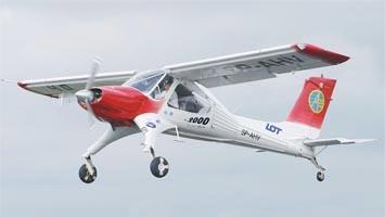 PZL-104M Wilga 2000