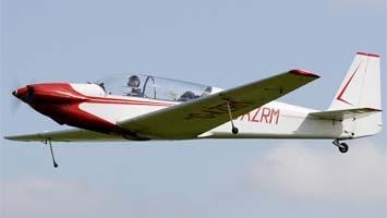 Тип легкий самолет