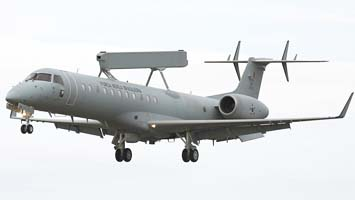 Erieye AEW&C (Airborne Early Warning and Control)