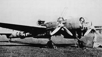 Messerschmitt Me Bf 161/162