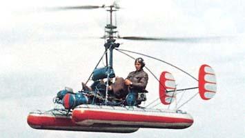 Вертолет Ка-10, являющийся развитием вертолета Ка-8, разрабатывался по...