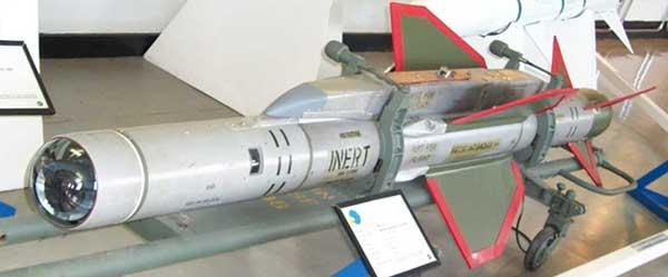 Ракета оснащена инфракрасной головкой самонаведения.  Аэродинамическая схема нормальная самолетная.