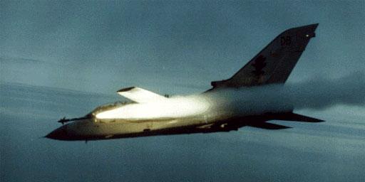Ракета AIM-9L стала первой в