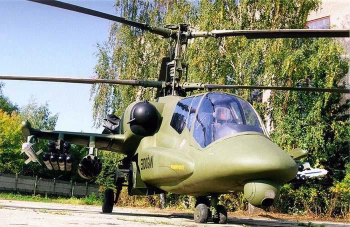 Камов Ка-50-2