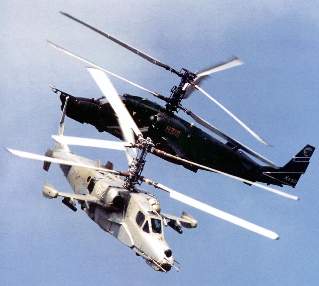 Ka 50: Kamov Ka-50, The Black Shark Of The Sky