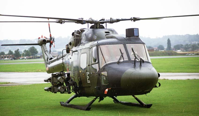 Lynx AH.1 (c) Kev Slade