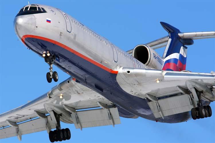 Названа вероятная причина крушения Ту-154 Минобороны России