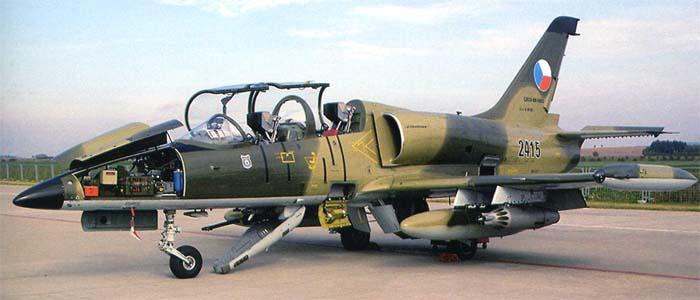 Aero Vodochody L-39Z Albatros