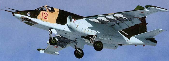 Ещё больше фотографий Су-25 найдёте на этом сайте.