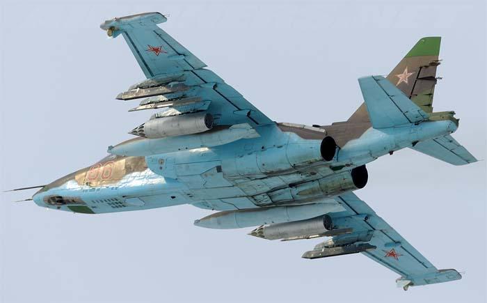 ВВС России заменят штурмовики Су-25 ВВС России намерены принять на вооружение новый штурмовик, концепция которого...