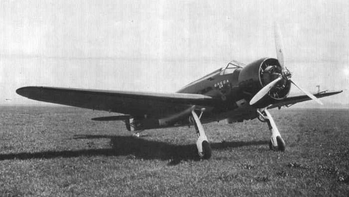 Прототип Breda Ва.64