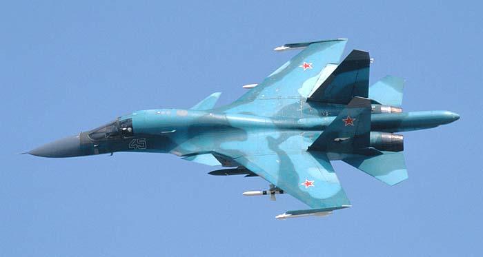 Су-32ФН от звезды — Каропка.ру
