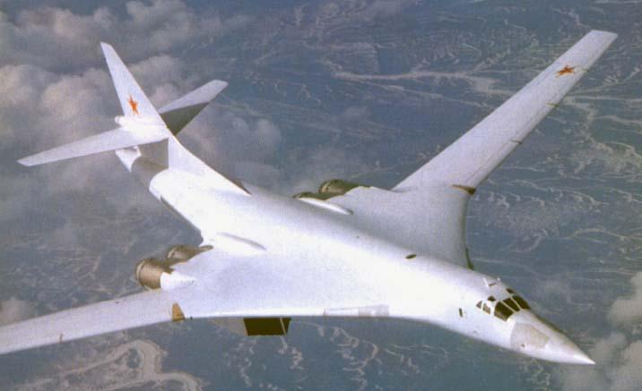 a Ту-160 выполнен по нормальной аэродинамической схеме с низко расположенным крылом.