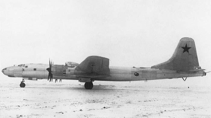 """Второй прототип Ту-85 (""""85/2"""")"""