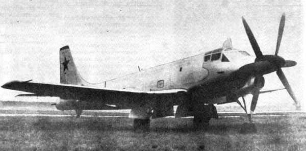 Ту-91 «Бычок»-неудачник