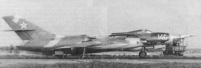YAKOVLEV - avioni konstruktora Jakovljeva Yak28i-4