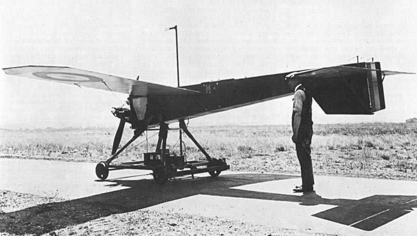 Aerial Target производства 1922 года