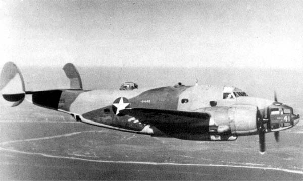 Lockheed B-34 Lexington (Ventura)