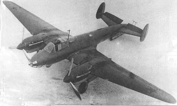 Серийный Пе-2