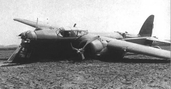 prototypes polonais de 1939 Pzl30-4
