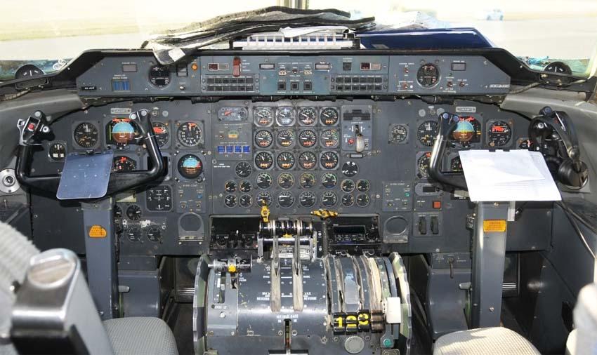 de Havilland Canada Dhc7-5