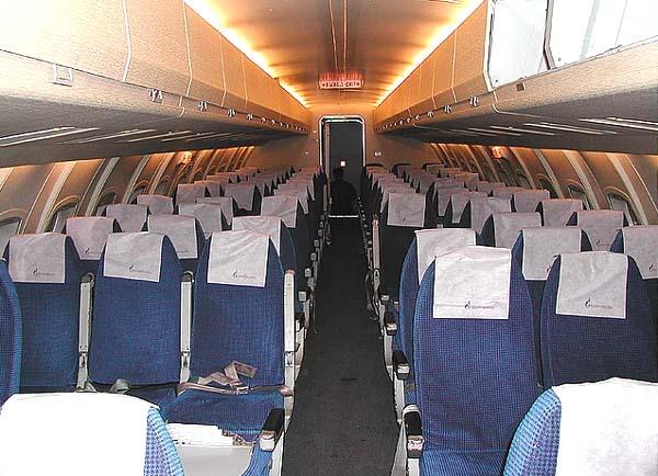 Пассажирский салон