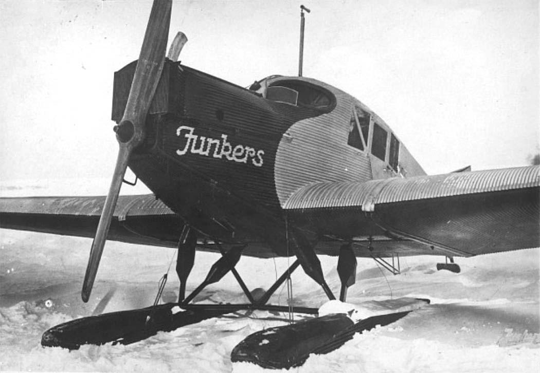 Картинки по запросу Junkers F 13