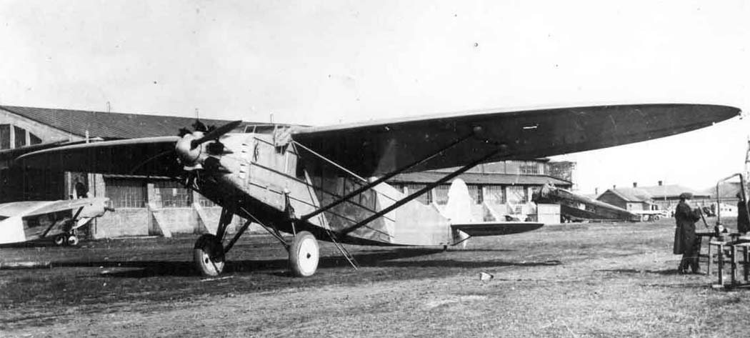 Картинки по запросу фото Самолет «К-5» конструктора Калинина