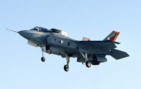 X-35B (c) jsf.mil