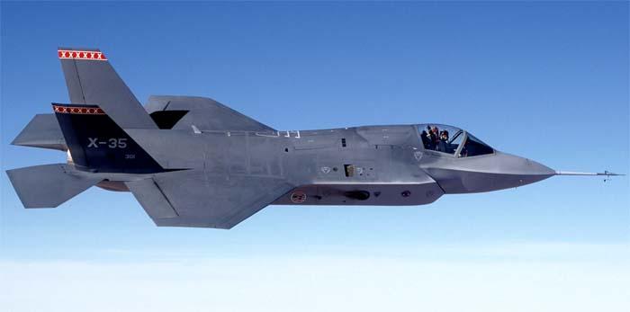 X-35A (c) jsf.mil