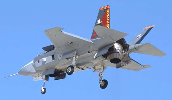 How Effective Is The F 35 39 S VTOL Page 1