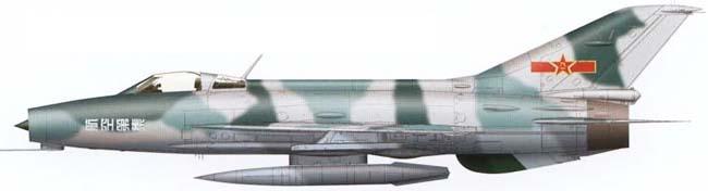 Chengdu J-7 (J-7I)