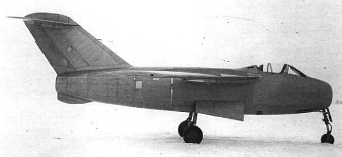 Lavochkin - avioni konstruktora Lavočkina La15-5