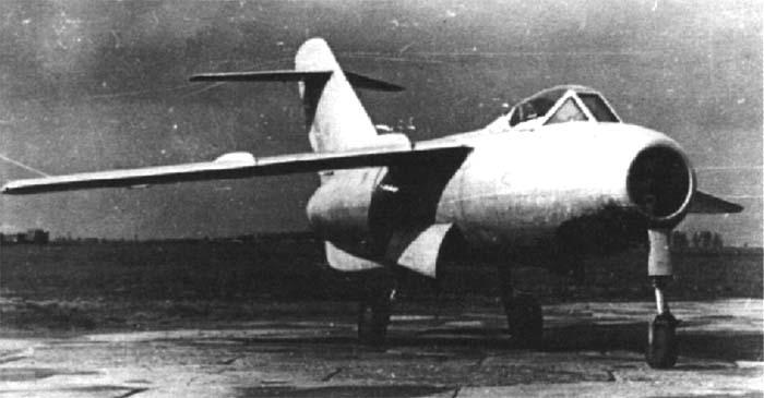Lavochkin - avioni konstruktora Lavočkina La15-6