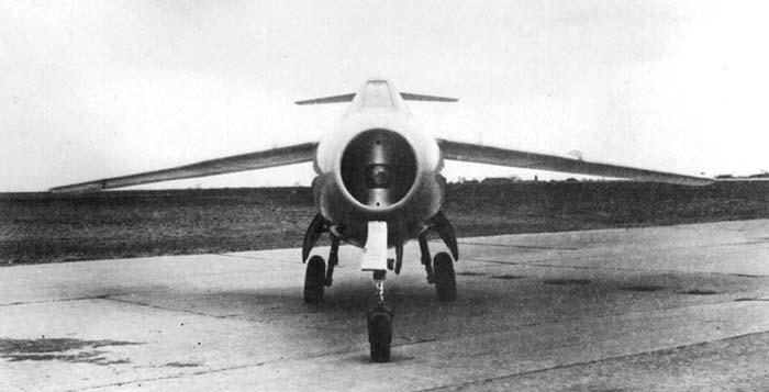 Lavochkin - avioni konstruktora Lavočkina La168-2