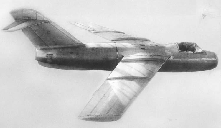 Lavochkin - avioni konstruktora Lavočkina La168-4