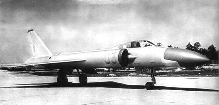 Lavochkin - avioni konstruktora Lavočkina La250-1
