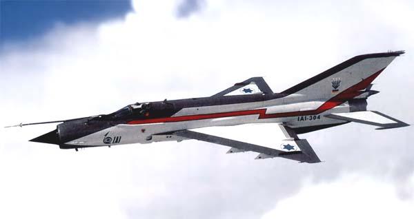 MIG-21 2000