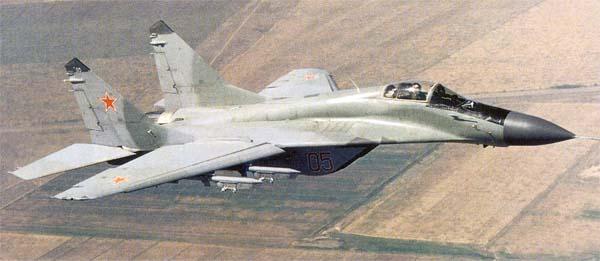 """МиГ-29 (""""9-12"""")"""