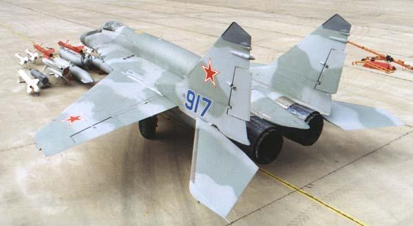 МиГ-29CМТ